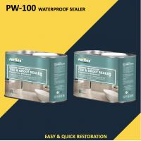 Buy cheap Good Adhesion Bathroom Tile Grout Sealer  For Porcelain Tile Ultra Clear product