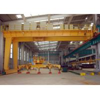 Buy cheap Cantilever 50 Ton Semi Gantry Crane High Performance For Factory 380V 50Hz Three from wholesalers