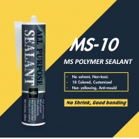 Buy cheap Good Bonding Polymer MS Sealant One Component 300ml Package product