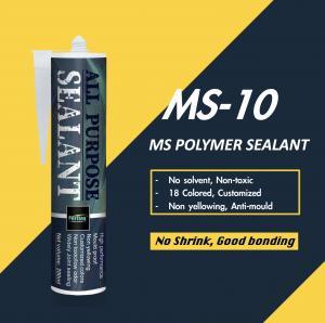Buy cheap Premium MS Sealant MS-10 ALL PURPOSE product
