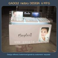 Buy cheap wholesale glass display cases for cosmetic product