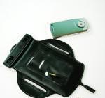 Buy cheap TPU & ABS 30m waterproof mobile phone bag holders hands free in the pool talking product