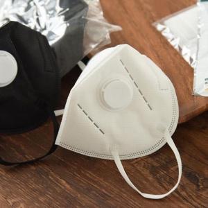 Buy cheap Cooler FFP2V Valved Dust Mask / Soft Nose Foam Added Comfortable product