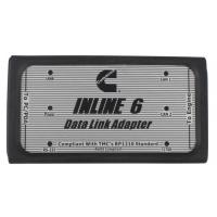 China 2018 8.3 Latest Software Version Truck Diagnostic Tool Cummins INLINE 6 Data Link Adapter With High Quality on sale