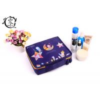 Buy cheap Cartoon Moon Star Cosmetic Bags, Portable Pouch Waterproof Material Makeup Travel Case product