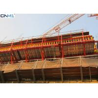 Buy cheap Safety Cantilever Scaffolding System , Self Climbing Scaffold System product