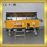 Buy cheap Ez renda Mortar Wall Render Machine Height To 4.2m Extra Directional Pipes product