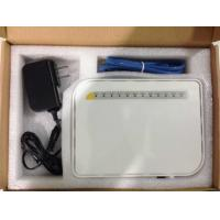 Buy cheap 4*GE Gpon Onu 2* Pots Port 4*Fixed 10 / 100 / 1000M BASE - TX Port WiFi 1 USB product