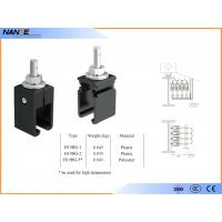 Buy cheap Black Plastic / Steel Conductor Rail System NSP-H19 Accessories Hanger from wholesalers