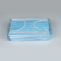 Buy cheap Personal Heath Care 99% BFE 3 Ply Non Woven Face Mask product