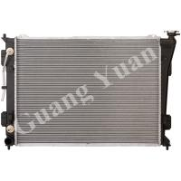 Buy cheap High Efficiency Hyundai Car Radiator For 2011 Sonata DPI 13191/13392 OEM 25310-3R500 product