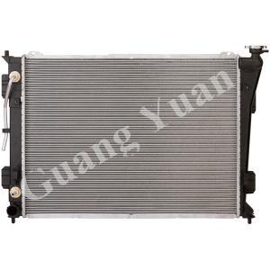 Buy cheap High Efficiency Hyundai Car Radiator For 2011 Sonata DPI 13191/13392 OEM 25310-3R500 product