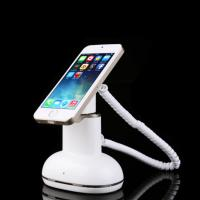 China COMER anti-theft for gsm mobile phone alarm magnetic display cable locking Stand for retail phone market on sale