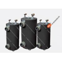 Buy cheap Seamless Titanium Vertical Shell And Tube CondenserFor Swimming Pools Heat Pump product