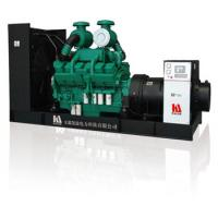 Buy cheap Energy Saving Industrial Diesel Engine Generator 25 - 200 KVA Easy Installation product