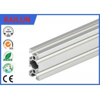 Buy cheap Extruded Aluminum Rails With T - Slots , T Slotted Aluminum Extrusions Fittings product