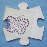 Buy cheap Special Set Notepad and Rhinestone Stickers, Rhinestone Stickers Can Decorate Cover product