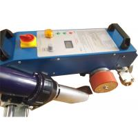 Buy cheap Small Size Hot Air Welding Machine Light Weight Convenient Operation 3400W product