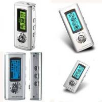 Buy cheap MP3 Player 6608+USB2.0+FM Radio+7 Colors Backlight+LOGO DIY product