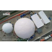 Buy cheap Movable Big Geodesic Dome Tents Easy To Be Assembled And Dismantled product