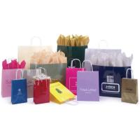 Buy cheap Custom printed polyester recycle bag shopping bag product