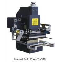 Buy cheap TJ-368 Manual Stamping Machine product