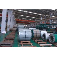 China SUS 202 Cold Rolled  / Hot Rolled Stainless Steel Coils With JIS HL / BA wholesale
