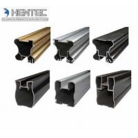 Buy cheap Steel Polished Aluminum Alloy Window Extrusion Profiles With Fininished Machining product