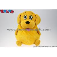 Buy cheap New Design Promotion Bag Cute Plush Stuffed Dog Kids Backpack product