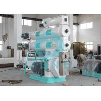 Buy cheap 508mm Ring Die Pellet Machine Pig Pellet Feed With 2 Layer Conditoner product
