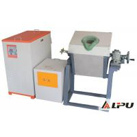Safety Ore Dressing Plant Medium Frequency Induction Melting Furnace