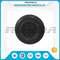 Buy cheap Plastic Rims Foam Filled Tractor Tires 3.50-8 16MM Axel Bore Needle Bearing product