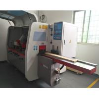 Buy cheap Five Head 4 Sided Planer Moulder , Wood Moulder Planer Machine For Wooden Stair from wholesalers