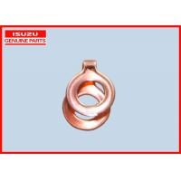 Buy cheap 8980659920 ISUZU Best Value Parts Leak Off Pipe Gasket For FSR 6HH1 High Precision from wholesalers