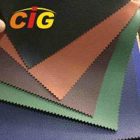 Buy cheap 100% PU 140cm Width 1.0mm thickness pu leather for book cover from wholesalers
