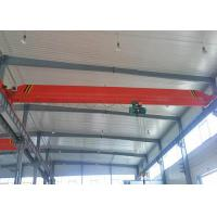 China Monorail Hoist Electric Overhead Crane Single Beam Design For Workshop on sale
