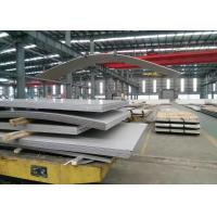 Buy cheap Hot Rolled Stainless Steel Sheet Plate3mm Upwards Thickness Optional product