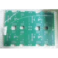 Buy cheap FR4 Electronic Printed Circuit Board 1.6mm HASL Lead Free 2oz Copper PCB 2 Layers product
