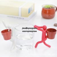 Buy cheap Ecoey desktop planting, Iron Man silicone furnishing articles product