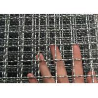 Buy cheap Anti Rust 316 Stainless Steel Square Mesh High Strength With 22 Mm Hole product