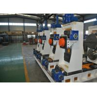 Buy cheap High Efficiency Metal Pipe Welding Machine / Square Pipe Making Machine product