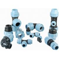 Buy cheap All kinds plastic PVC/PP pipe fitting product and custom mould product