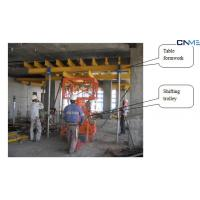 Buy cheap Construction Suspended / Concrete Slab Formwork Systems Shifting Trolley product