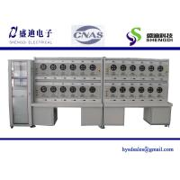 China 1P3W FORM 2S Single-Phase Energy Meter Test Bench,110/220V,Max 120A,0.05% accuracy class,24Positions on sale