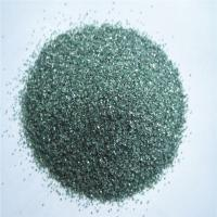 Buy cheap Silicon carbide green carbide for grinding polishing lapping product
