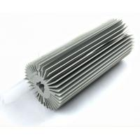 Quality Natural Oxidation Treatment Aluminum Heatsink Extrusion Profiles For Radiator for sale