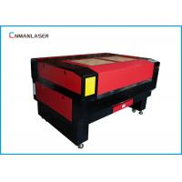 Buy cheap 100w Laser Glass Wood Panel Cutting Machine CO2 Laser Cutter With Water Chiller from wholesalers