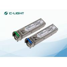 China  LC Simplex Connector BIDI Optical Transceiver Fibra Optica 20km 1.25G  for sale