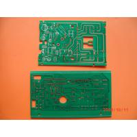 Buy cheap FR4 1.6mm Rigid Printed Circuit Boards One Layer PCB For Computers product