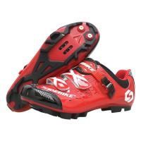 Buy cheap Shockproof Cycling Brand Road Touring Cycling Spinning Shoe OEM Accept product